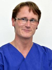 Sven Penkuhn Tierarzthelferin der Tierarztpraxis in Berlin