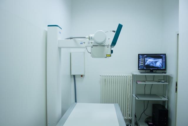 Digitales Röntgen in der Tierarztpraxis Dr. Jörg Bauer in Berlin